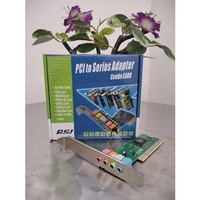 PCI SOUND CARD WITH CD DRIVER