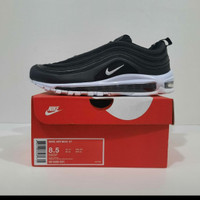 Nike Air Max 97 Core Black - Black White3 - Hitam, 40