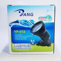 Lampu LED Taman Air Aquarium YP-013