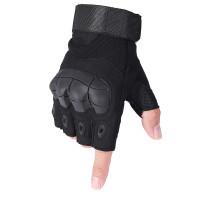 Sarung Tangan Gloves Bikers Half Finger