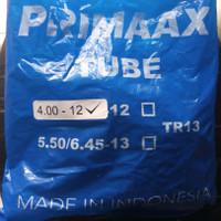 Ban Dalam tossa atau viar merek Primaax 400-12 primax