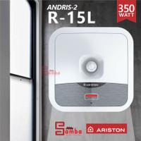 Ariston Andris2 R 15 L 350 Watt / WATER HEATER LISTRIK 15 L