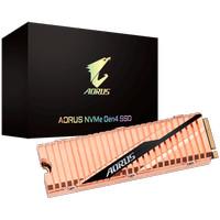 GIGABYTE AORUS Gen4 SSD 2TB   SSD M.2 NVMe Gen 4 x4 2TB - heatsink