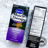Hyland's Pain Relief Muscle Therapy Gel With Arnica - 85g