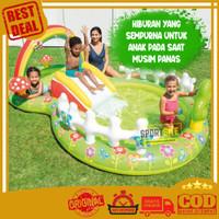 Kolam Renang Anak My Garden Play Center Perosotan Swim Pool Seluncuran