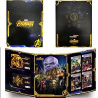 Avengers Infinity War Limited Edition Mandiri e-money Kartu etol e-tol