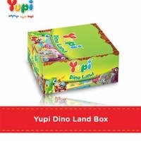 yupi dino land box Isi 24pcs