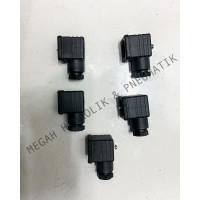 Plug Socket Atam for Solenoid Valve