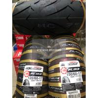 Paket Ban Corsa platinum R93 120/60-17 Dan 150/60-17 (Tubeless)