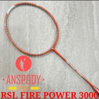 RAKET BADMINTON RSL FIRE POWER 3000