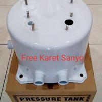 Tabung Tangki Pompa Air Sanyo 100watt PH100 Asli