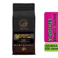 ARUTALA Kopi Ethiopia Sidamo Arabica 200 gram