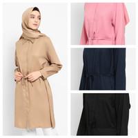 ZAHRET AMINAH Baju Atasan Wanita Tunik Blouse Baju Muslim Blus