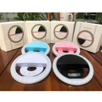 CLIP ON RING SELFIE RING / CHARM EYES / LAMPU SELFIE