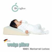 Dooglee Wedge Pillow natural latex bantal santai bayi anti gumoh