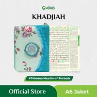 Khadijah A6 Al-Quran AlQuran Cantik Wanita Terjemah Tajwid Warna