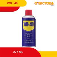 WD40 / WD 40 277 ml Pelumas Anti Karat 277ml