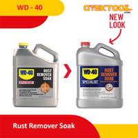 WD40 / WD 40 Specialist Rust Remover Soak Penghilang Karat 3,78 L