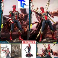 MIGU MW Culture Marvel Avengers Endgame - 1/9 Iron Spider Man