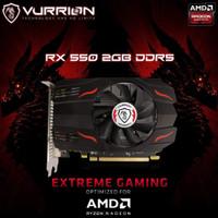 VGA Vurrion RX550 DDR5 2GB GAMING