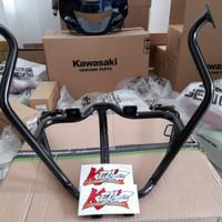 Breaket Fairing Depan/Tanduk Rusa Ninja RR Old ZX 150 Ori Kawasaki