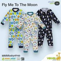 VELVET Piyama 4 Tahun | Baju Tidur Anak VELVET | PIYAMA VELVET