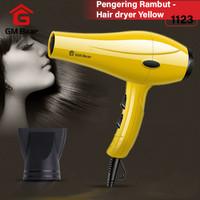 GM Bear Pengering Rambut Profesional Serbaguna - Hair Dryer