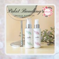 Zalfa Miracle SPECIAL PROMO!! Paket BUNDLING Milk & Toner & Fwash