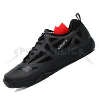 Sepatu Badminton Li-Ning / LiNing AYTQ087 Erupt - Black