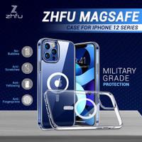 ZHFU MAGSAFE CASE IPHONE 12 SERIES PRO MAX