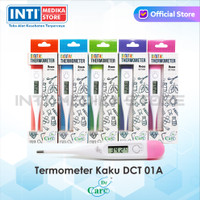 DR CARE - Termometer Digital | Termometer Ketiak | Digital Thermometer