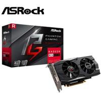 VGA ASRock Radeon RX570 4GB Phantom Gaming garansi resmi