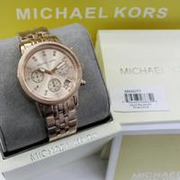Jam Tangan Wanita Michael Kors Ritz MK6077 / MK 6077 Original