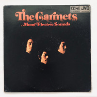 Carmets, The - Moog Electric Sounds - LP Vinyl Piringan Hitam PH