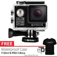 Brica B-PRO 5 Alpha Edition 2 AE2 Bonus T-Shirt Original GARANSI RESMI
