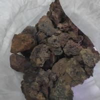 Batu Lava Rock / Lava Rough Aquarium Aquascape 1 goni