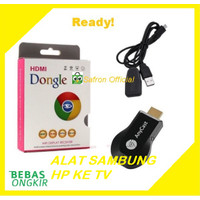 Alat Nonton Youtube Di TV - Dongle Anycast Android - Dongel Wifi