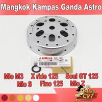 Mangkok Kampas Ganda MIO M3 / MIO S,Z,SOUL GT 125 XRIDE 125,FINO 125