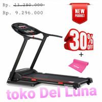 treadmill elektrik RICHTER ELEMENT R garansi original dan resmi