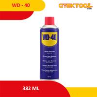 WD40 / WD 40 382 ml Pelumas Anti Karat 382ml