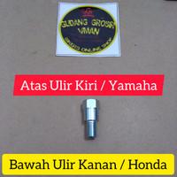 Sambungan Spion Adaptor Spion Peninggi Spion Yamaha Ke Honda Drat 14