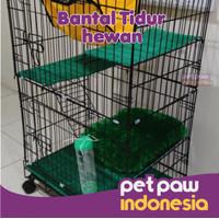 Soft Fur Pet Bed / Bantal Alas Tempat Tidur Hewan Anjing Kucing Small