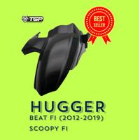 Aksesoris Variasi Motor Spakbor Kolong Hugger Honda Beat FI Scoopy TGP