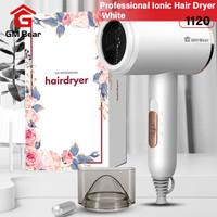 GM Bear Alat Pengering Rambut Portable - Professional Ionic Hair Dryer