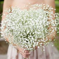 Baby Breath Tanaman Hias Plastik Import Murah Lavender Mawar Sakura