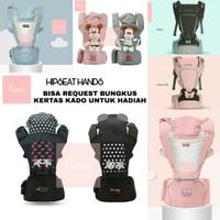 Hipseat Gendongan Bayi Depan Baby Carrier Hip Seat Disney Original - RANDOM