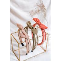 Hazel headband/bando wanita/bando pita/casual headband/korean headband