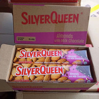 Coklat silverqueen 65 gr