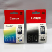 1set cartridge canon PG-810 & CL-811 IP2770, IP2772, MP245, MP258,