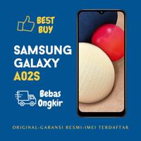 Samsung Galaxy A02S 3/32 4/64 Garansi Resmi